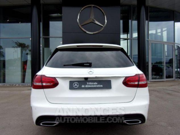 Mercedes Classe C 200 d Sportline Blanc polaire non métallisé Occasion - 12