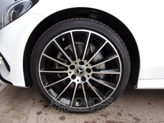Mercedes Classe C 200 d Sportline Blanc polaire non métallisé Occasion - 18