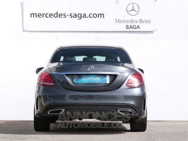 Mercedes Classe C 200 d Sportline Gris Tenorite Occasion - 5