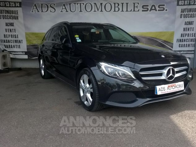 Mercedes Classe C 220 BLUETEC Executive 7G Noir Occasion - 0