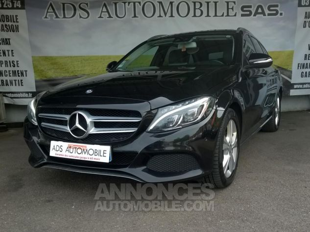 Mercedes Classe C 220 BLUETEC Executive 7G Noir Occasion - 2