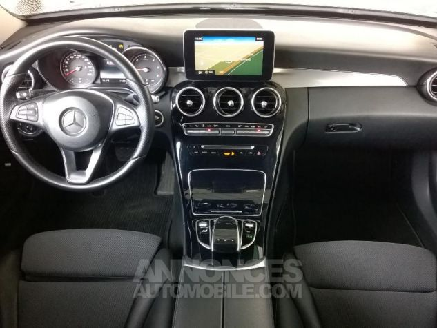Mercedes Classe C 220 BLUETEC Executive 7G Noir Occasion - 4