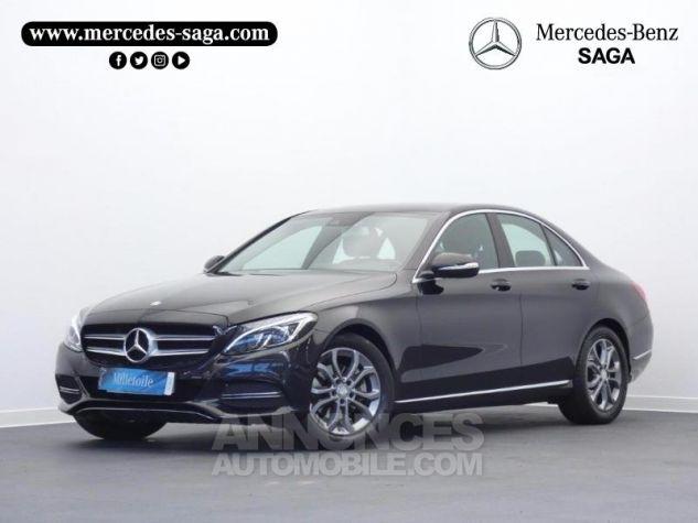 Mercedes Classe C 220 BlueTEC Executive 7G-Tronic Plus Noir Obsidienne Occasion - 0