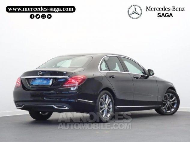 Mercedes Classe C 220 BlueTEC Executive 7G-Tronic Plus Noir Obsidienne Occasion - 1