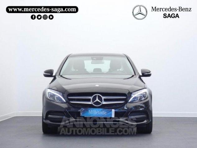 Mercedes Classe C 220 BlueTEC Executive 7G-Tronic Plus Noir Obsidienne Occasion - 4
