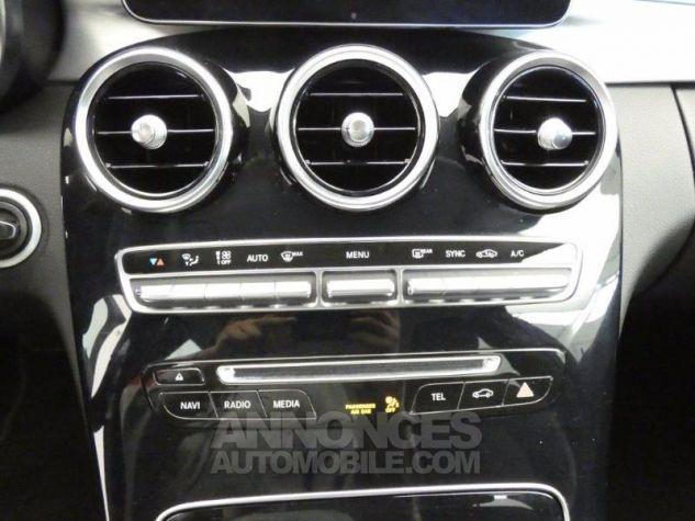 Mercedes Classe C 220 BlueTEC Executive 7G-Tronic Plus Noir Obsidienne Occasion - 11
