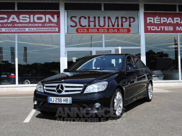 Mercedes Classe C 220 cdi amg blue efficiency Noir  Occasion - 0