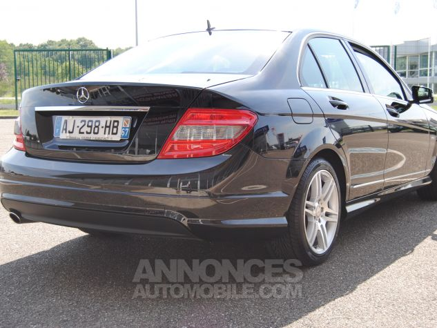 Mercedes Classe C 220 cdi amg blue efficiency Noir  Occasion - 2