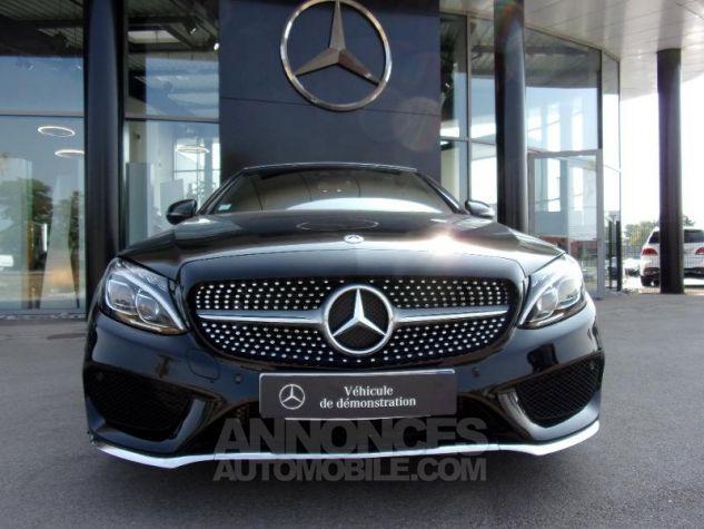 Mercedes Classe C 220 d 170ch Sportline 9G-Tronic Noir obsidienne métallisé Occasion - 0