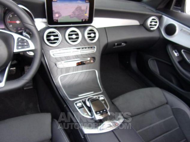 Mercedes Classe C 220 d 170ch Sportline 9G-Tronic Noir obsidienne métallisé Occasion - 1