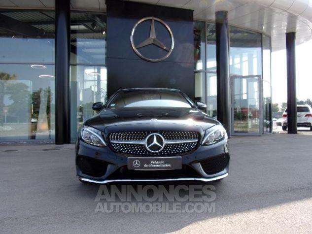 Mercedes Classe C 220 d 170ch Sportline 9G-Tronic Noir obsidienne métallisé Occasion - 9