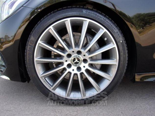 Mercedes Classe C 220 d 170ch Sportline 9G-Tronic Noir obsidienne métallisé Occasion - 13
