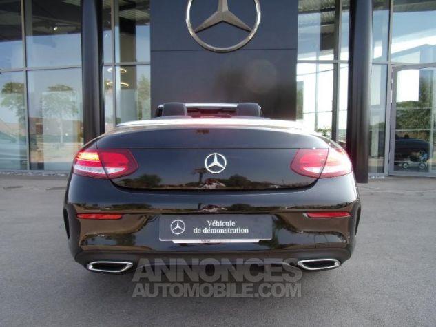 Mercedes Classe C 220 d 170ch Sportline 9G-Tronic Noir obsidienne métallisé Occasion - 14