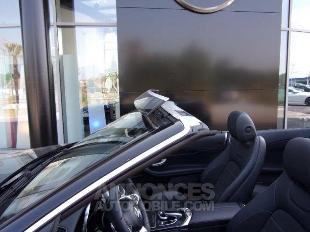 Mercedes Classe C 220 d 170ch Sportline 9G-Tronic Noir obsidienne métallisé Occasion - 16