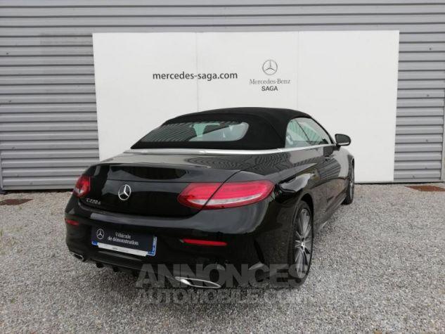 Mercedes Classe C 220 d 170ch Sportline 9G-Tronic Noir Occasion - 4