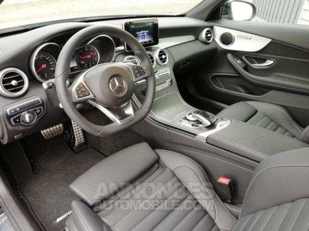 Mercedes Classe C 220 d 170ch Sportline 9G-Tronic Noir Occasion - 9