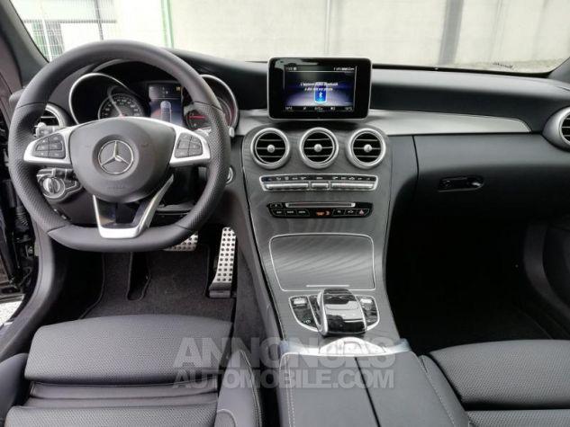 Mercedes Classe C 220 d 170ch Sportline 9G-Tronic Noir Occasion - 10
