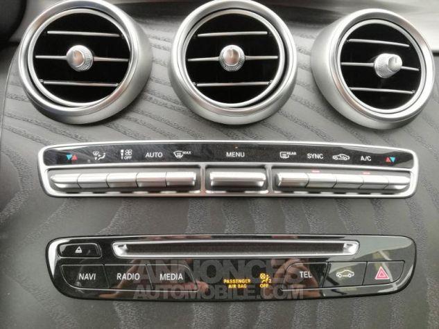 Mercedes Classe C 220 d 170ch Sportline 9G-Tronic Noir Occasion - 12