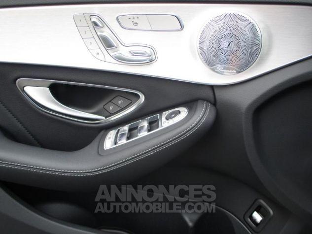 Mercedes Classe C 220 d 194ch AMG Line 9G-Tronic Gris sélénite métallisé Occasion - 11
