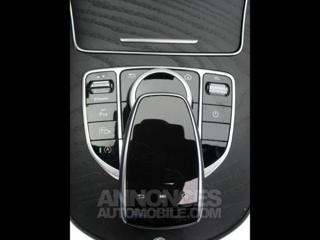 Mercedes Classe C 220 d 194ch AMG Line 9G-Tronic Gris sélénite métallisé Occasion - 15