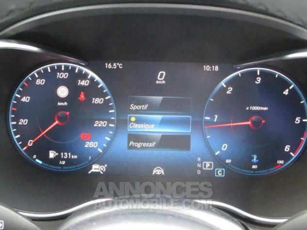 Mercedes Classe C 220 d 194ch AMG Line 9G-Tronic Gris sélénite métallisé Occasion - 18