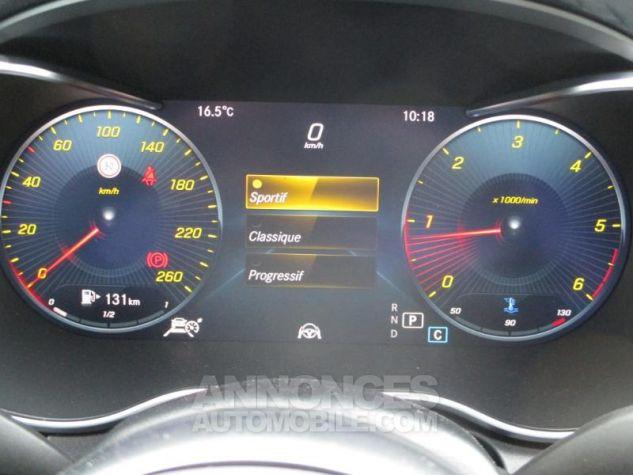 Mercedes Classe C 220 d 194ch AMG Line 9G-Tronic Gris sélénite métallisé Occasion - 19