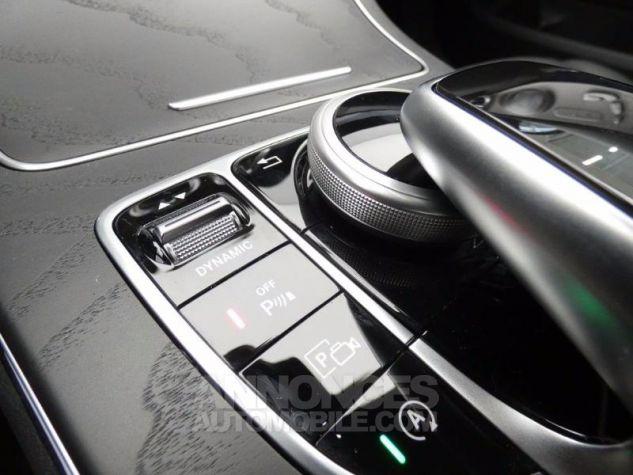 Mercedes Classe C 220 d 194ch AMG Line 9G-Tronic Gris sélénite métallisé Occasion - 14