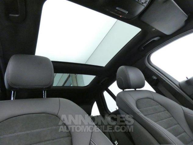 Mercedes Classe C 220 d 194ch AMG Line 9G-Tronic Gris sélénite métallisé Occasion - 4