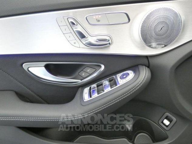 Mercedes Classe C 220 d 194ch AMG Line 9G-Tronic Gris sélénite métallisé Occasion - 16