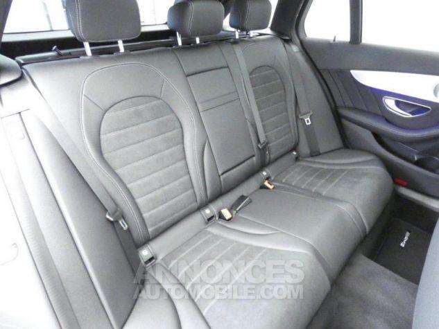 Mercedes Classe C 220 d 194ch AMG Line 9G-Tronic Gris sélénite métallisé Occasion - 17