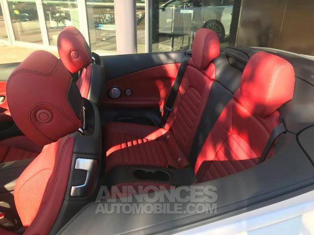 Mercedes Classe C 220 d 194ch AMG Line 9G-Tronic Euro6d-T Blanc diamant brillant designo Occasion - 10