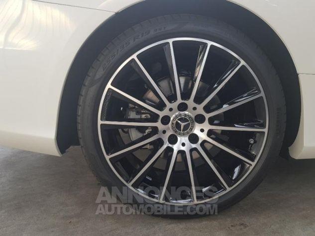 Mercedes Classe C 220 d 194ch AMG Line 9G-Tronic Euro6d-T Blanc diamant designo brillant Occasion - 9
