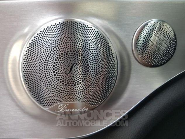 Mercedes Classe C 220 d 194ch AMG Line 9G-Tronic Euro6d-T Blanc diamant designo brillant Occasion - 18