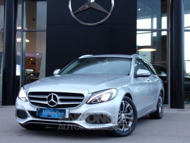 Mercedes Classe C 220 d Executive 7G-Tronic Plus Argent Iridium Occasion - 0