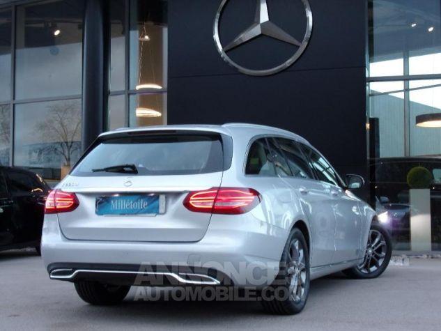 Mercedes Classe C 220 d Executive 7G-Tronic Plus Argent Iridium Occasion - 1