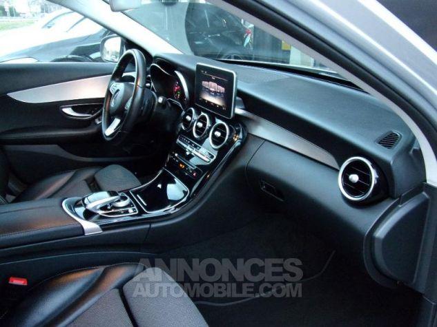 Mercedes Classe C 220 d Executive 7G-Tronic Plus Argent Iridium Occasion - 3