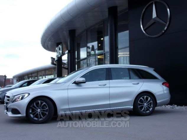 Mercedes Classe C 220 d Executive 7G-Tronic Plus Argent Iridium Occasion - 7