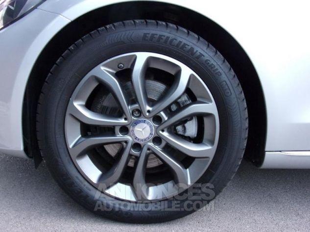 Mercedes Classe C 220 d Executive 7G-Tronic Plus Argent Iridium Occasion - 9