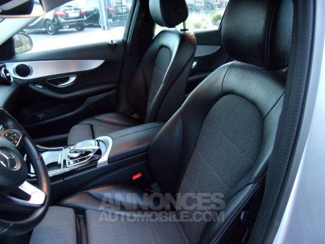 Mercedes Classe C 220 d Executive 7G-Tronic Plus Argent Iridium Occasion - 11