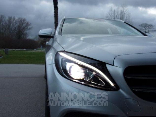 Mercedes Classe C 220 d Executive 7G-Tronic Plus Argent Iridium Occasion - 12