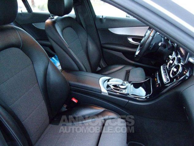 Mercedes Classe C 220 d Executive 7G-Tronic Plus Argent Iridium Occasion - 13