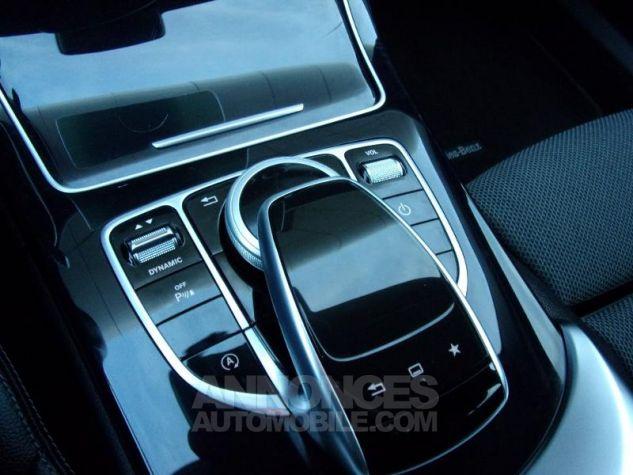 Mercedes Classe C 220 d Executive 7G-Tronic Plus Argent Iridium Occasion - 17