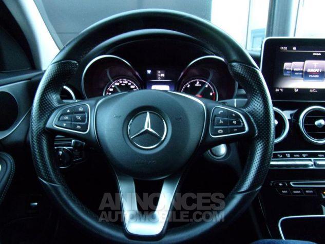Mercedes Classe C 220 d Executive 7G-Tronic Plus Argent Iridium Occasion - 19