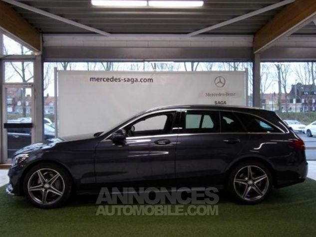 Mercedes Classe C 220 d Sportline 7G-Tronic Plus GRIS TENORITE Occasion - 1