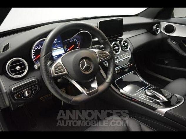Mercedes Classe C 220 d Sportline 7G-Tronic Plus GRIS TENORITE Occasion - 2