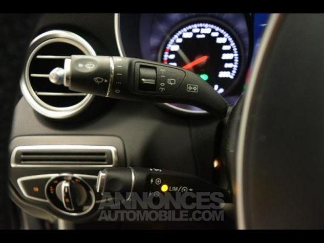 Mercedes Classe C 220 d Sportline 7G-Tronic Plus GRIS TENORITE Occasion - 10