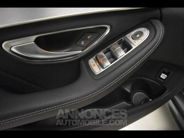 Mercedes Classe C 220 d Sportline 7G-Tronic Plus GRIS TENORITE Occasion - 11