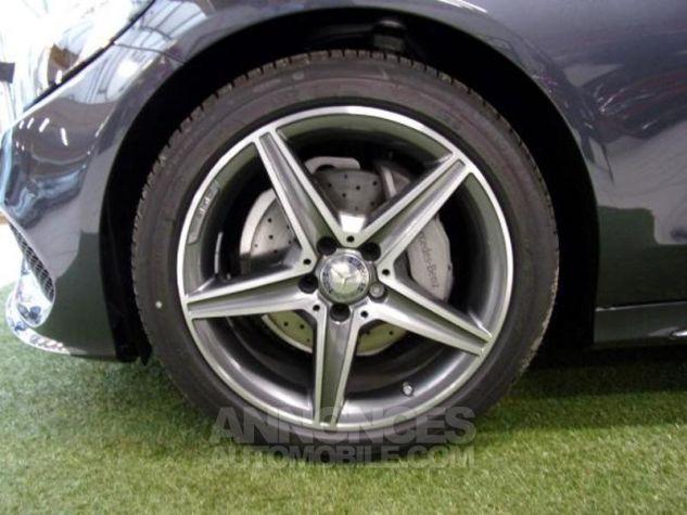Mercedes Classe C 220 d Sportline 7G-Tronic Plus GRIS TENORITE Occasion - 14