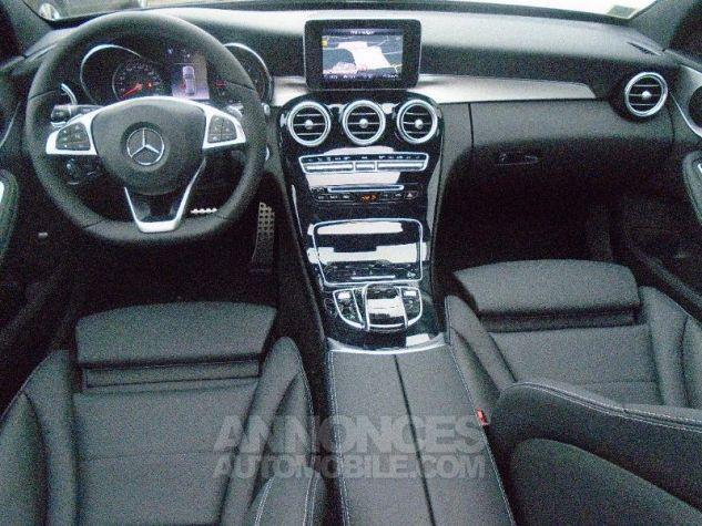 Mercedes Classe C 220 d Sportline 9G-Tronic Noir obsidienne métallisé Occasion - 2