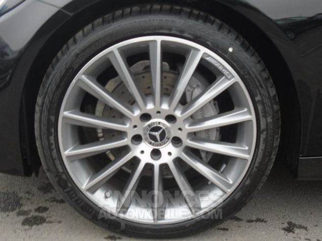 Mercedes Classe C 220 d Sportline 9G-Tronic Noir obsidienne métallisé Occasion - 7